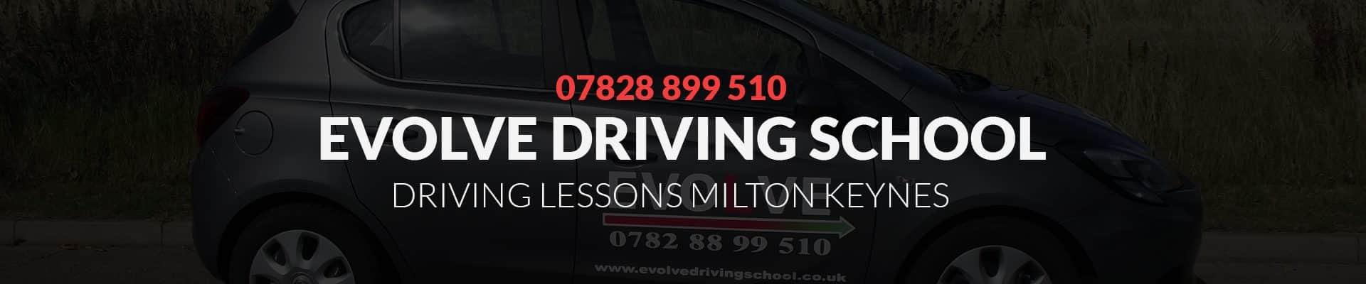 driving school milton keynes banner