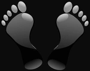 bare feet image