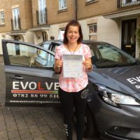 jemma brittain first time pass