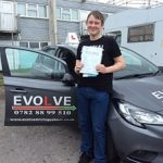 james andrews first time pass